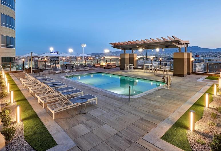 Courtyard by Marriott El Paso Downtown/Convention Center, El Paso, Instalações esportivas