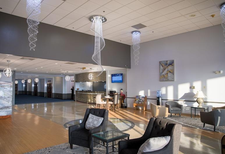 Ramada by Wyndham Cedar Rapids, Cedar Rapids, Lobby Sitting Area