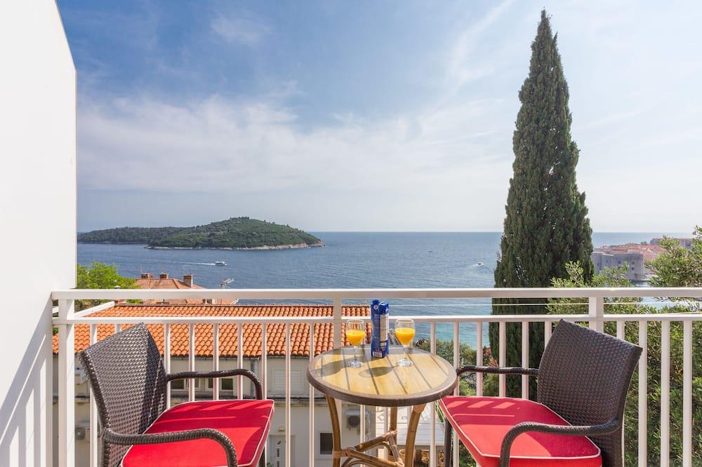 Apartment, 2 Bedrooms, Sea View - Balcony