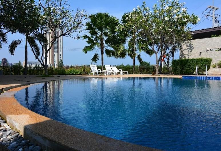 亞南塔納卡華欣度假村酒店, Hua Hin, 室外泳池