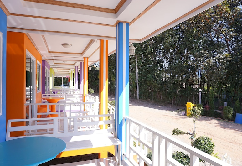 Phufahsai Resort Phurua, Phu Ruea, Standartinio tipo kambarys, Balkonas