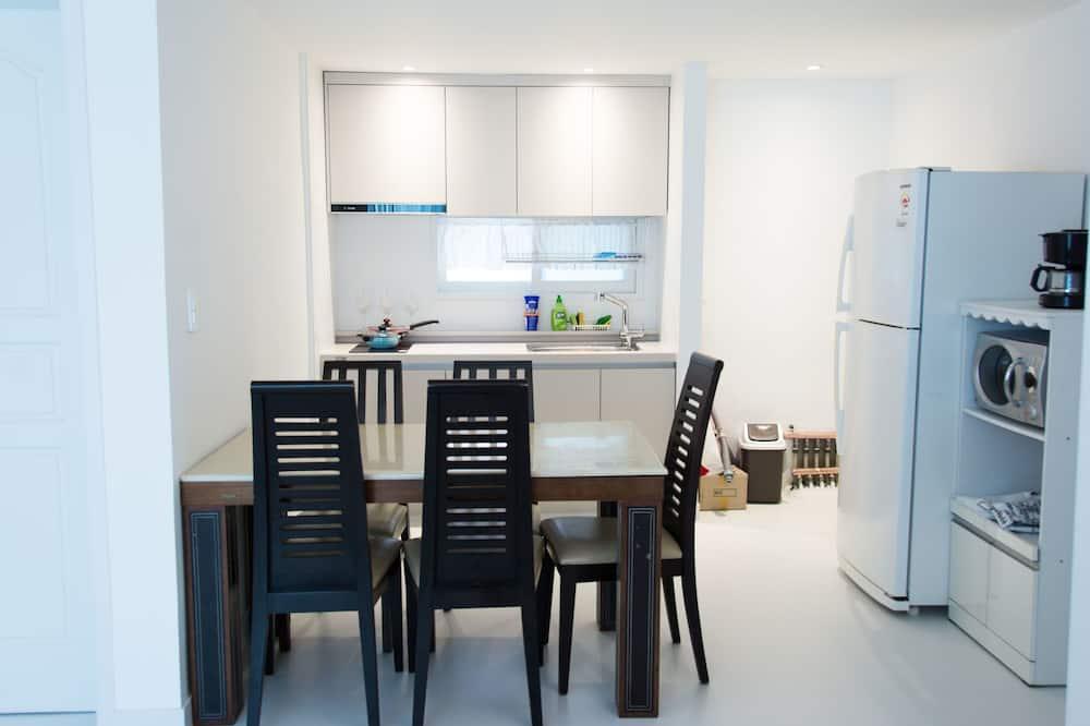 Huis, 3 slaapkamers (101T) - Eetruimte in kamer