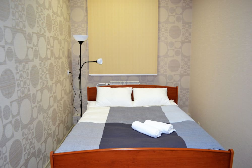 Basic Double Room, 1 Queen Bed - In-Room Dining