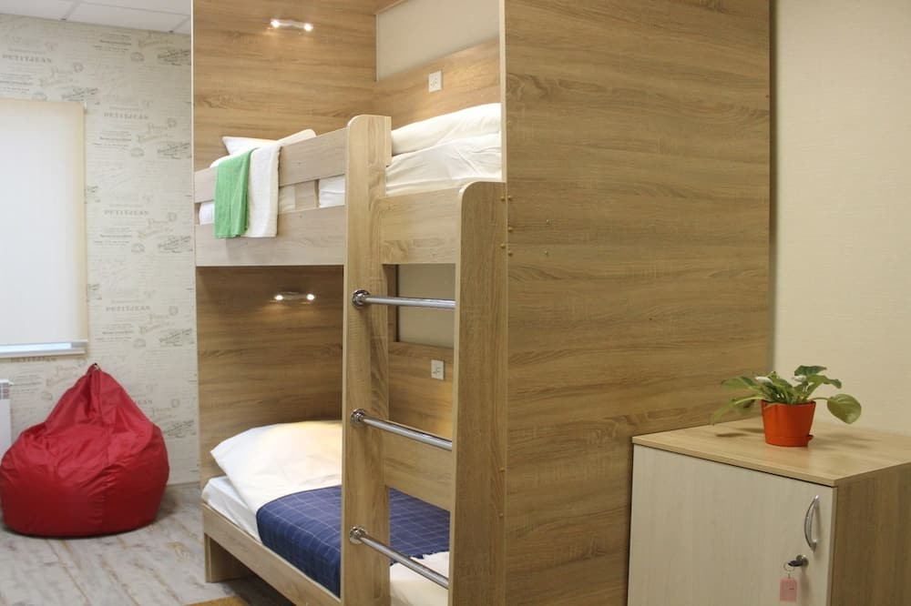 Basic Shared Dormitory, Mixed Dorm (2 beds) - In-Room Dining