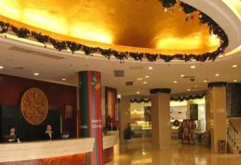 Jinlong Hotel, Changzhou, Lobby