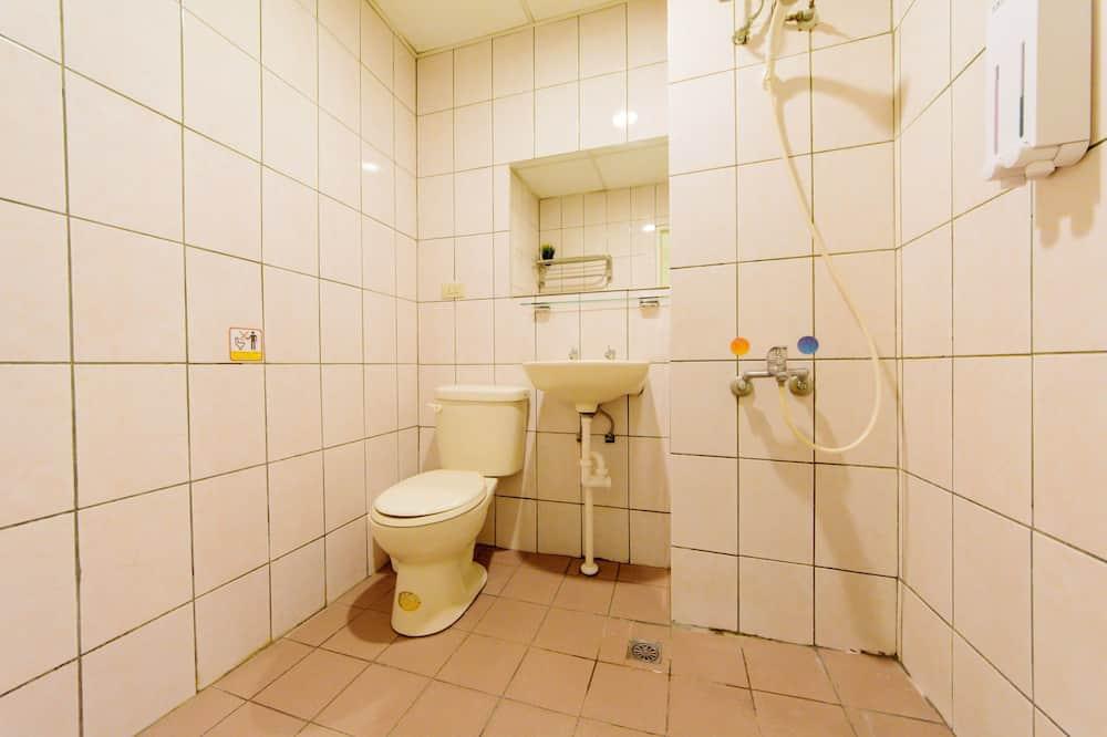 家庭客房 - 浴室設施