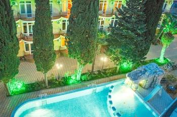Foto KIPARIS HOTEL di Adlersky