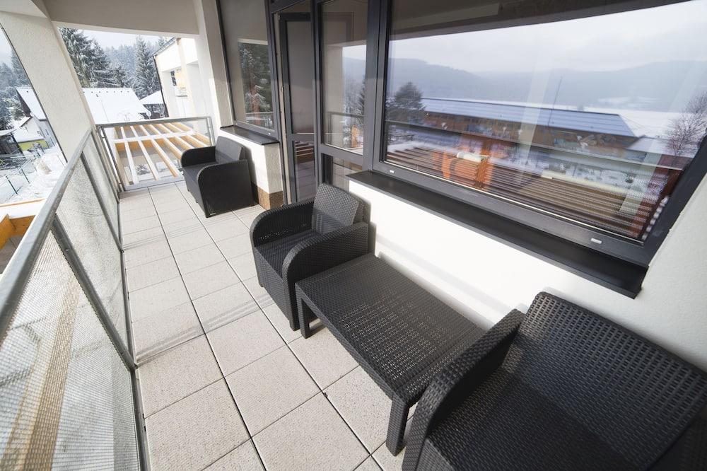 Suite, terraza - Terraza o patio