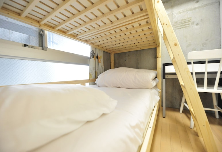 King's Hotel, Tokyo, Guest Room