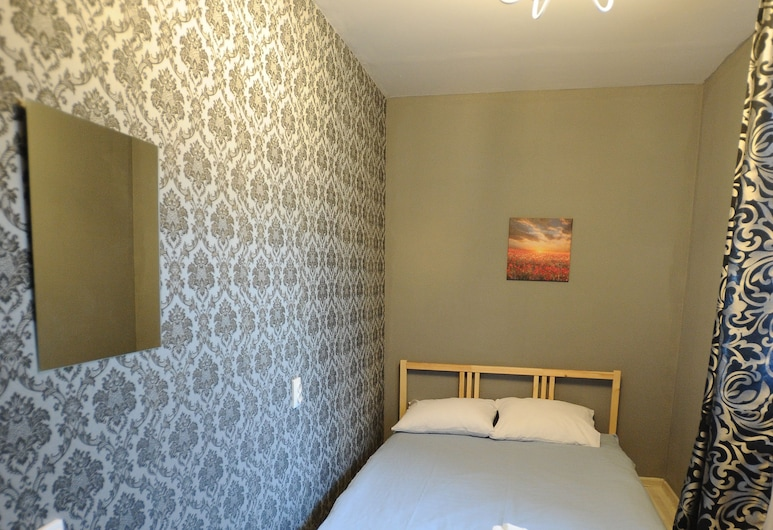 Hotel Pastel on Nevskiy 82, St. Petersburg, Standard Double Room, Guest Room