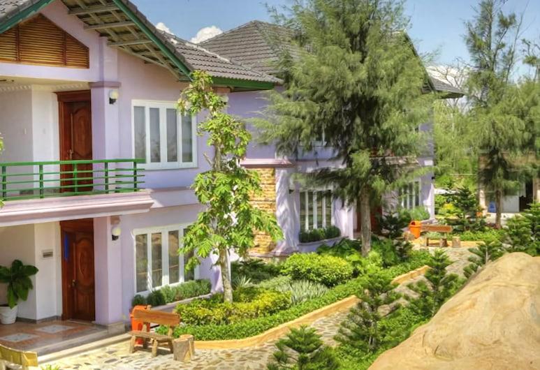 翠省渡假村飯店, 得涂, 外觀
