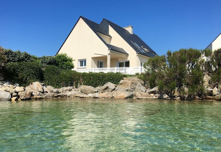 House With 3 Bedrooms in Roscoff, With Wonderful sea View, Enclosed Garden and Wifi - 50 m From the Beach, Roscoff
