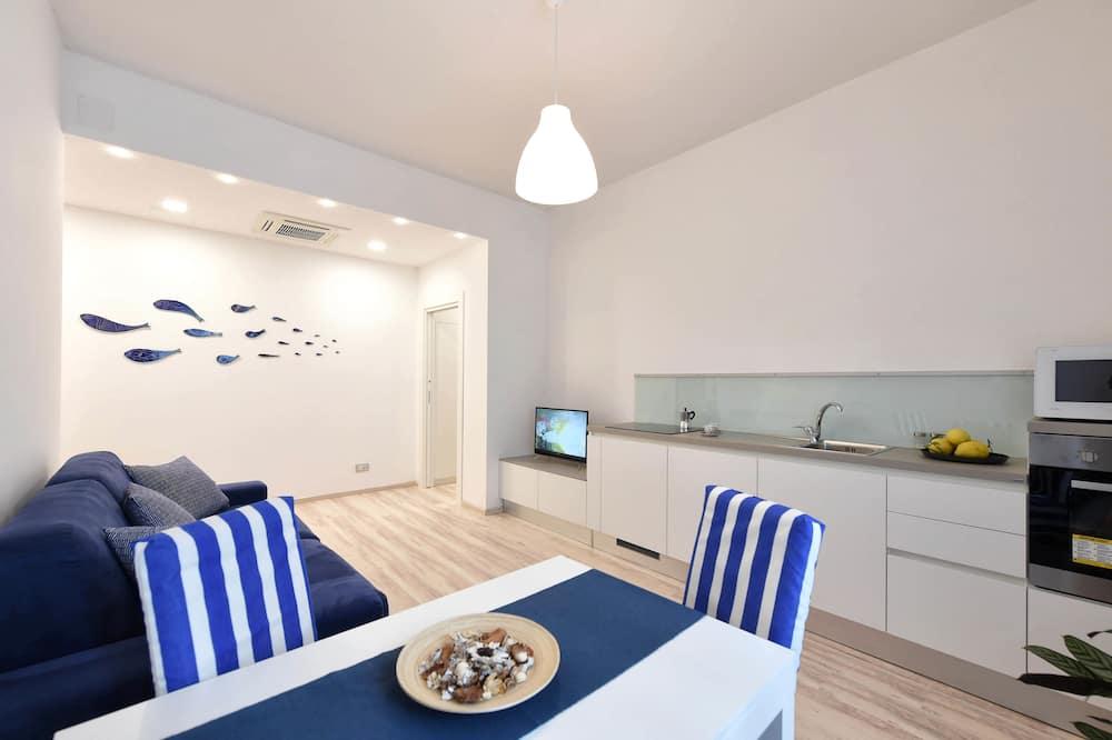 Apartamento superior, 1 habitación - Comida en la habitación