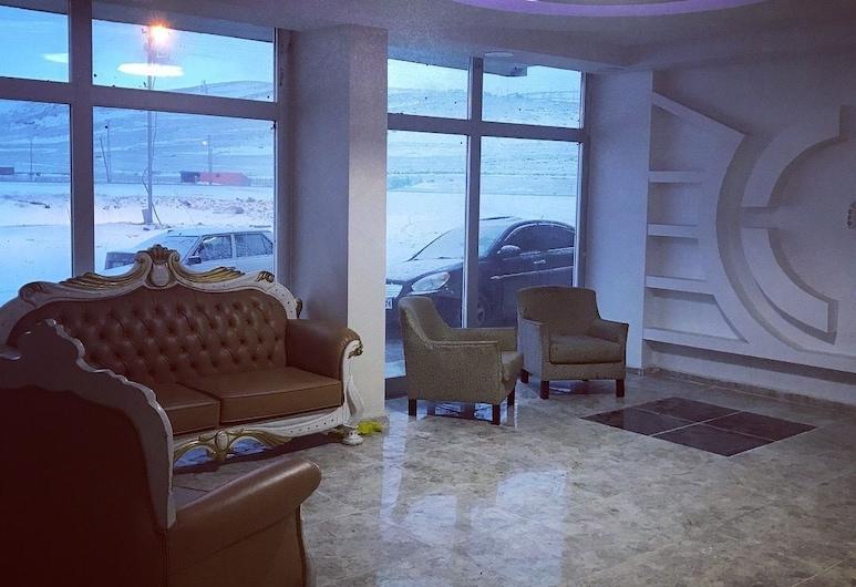 Yilmazoglu Otel, Cildir, Lobby Sitting Area