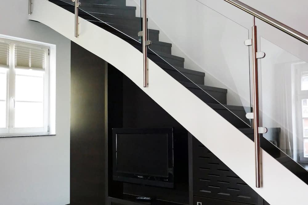 Appartement Duplex - Coin séjour