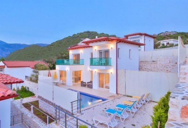 Kas 3 Bedrooms Villa With Private Pool, Kas