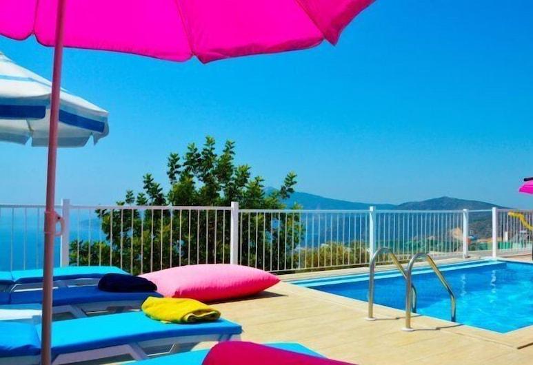 Kalkan 3 Bedrooms Villa Private Pool, Kas