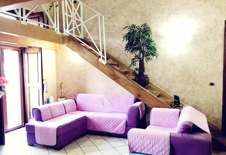 Suite Orchidea, Νάπολη, Διαμέρισμα, 3 Υπνοδωμάτια, Περιοχή καθιστικού