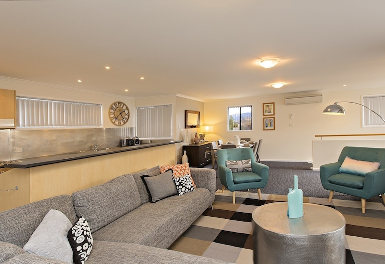 Silvertrees 4 - McLure Circuit, Jindabyne, Jindabyne, Külaliskorter, 3 magamistoaga, Lõõgastumisala