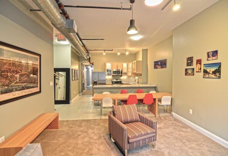 1123 Northwest Apartment #1052 - 3 Br Apts, Washington, Külaliskorter, 3 magamistoaga, Tuba