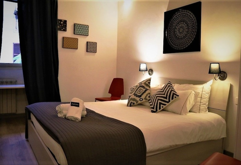Riari Trastevere Apartment, Rooma, Külaliskorter, 1 magamistoaga, Tuba