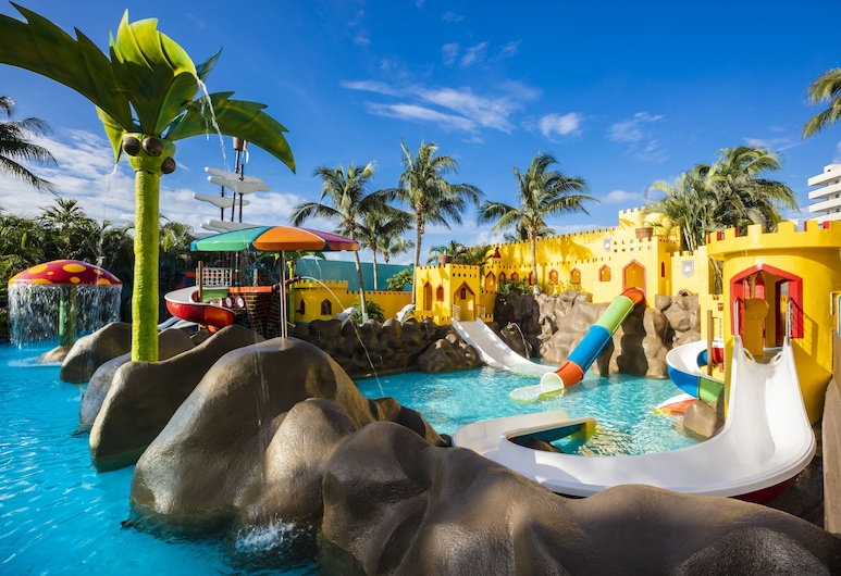 Crown Paradise Club Cancún Todo Incluido, Cancun, Gyermekmedence