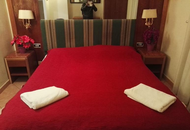 特米尼旅館, 羅馬, 基本雙人或雙床房, 客房