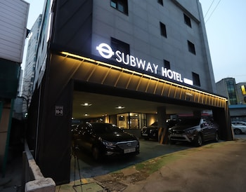 ภาพ SUBWAY HOTEL ใน Siheung