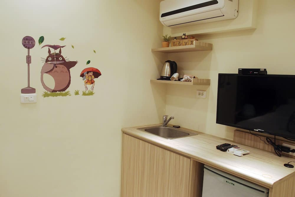 Habitación doble estándar - Minirefrigerador