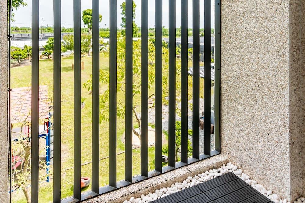 Quadruple Room, Balcony, Garden View - Balcony