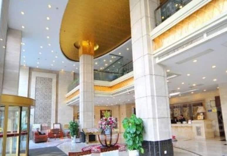 쿤산 위싱 호텔, 쑤저우, 로비