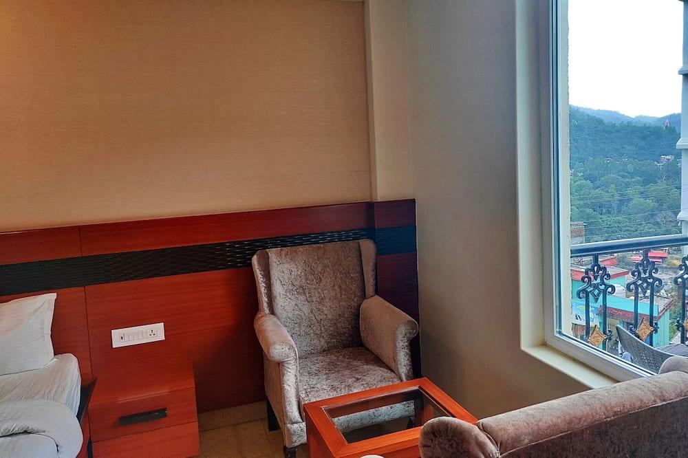 Premium Double Room, 1 King Bed (City View and Mountain View) - Vue sur les montagnes