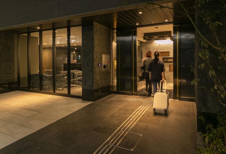 Hotel WBF Hommachi, Osaka, Hotel Front – Evening/Night