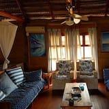 Chalet (Duna Branca) - Living Area