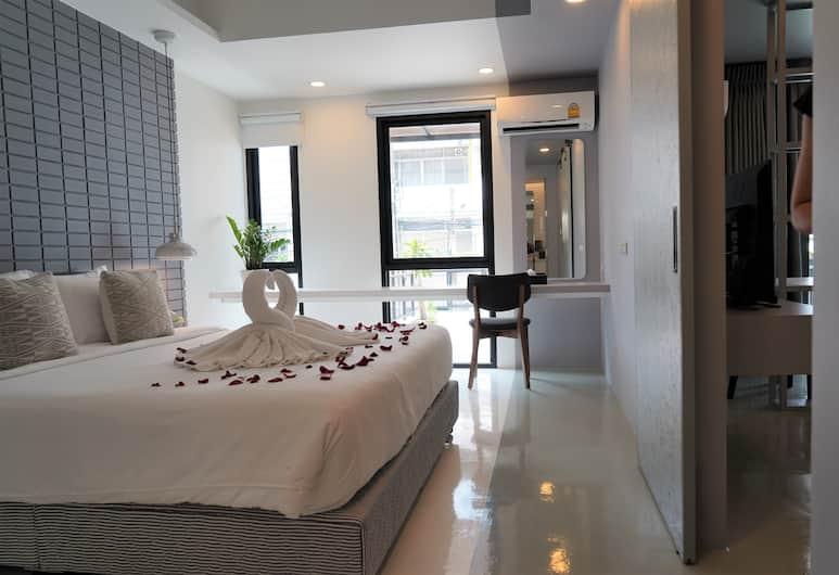 Silom Studios, Bangkok, Classic-Suite, Zimmer