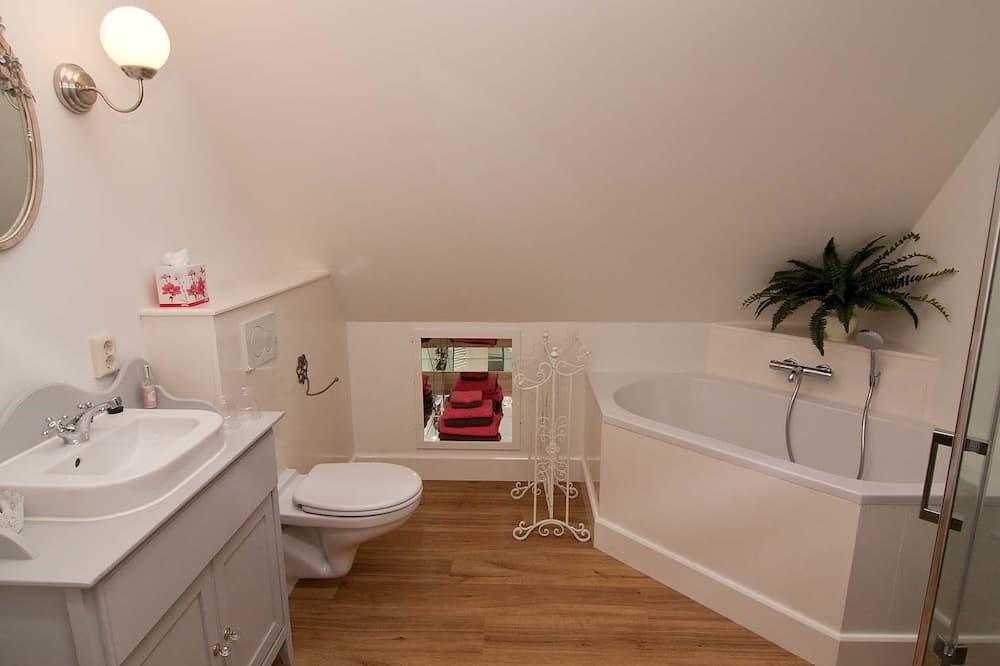 Habitación con 1 cama doble o 2 individuales (Eefje) - Baño