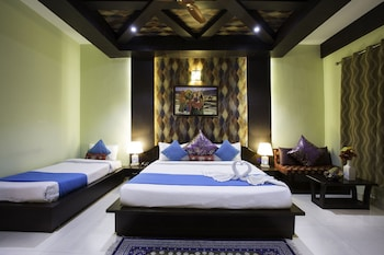 Selline näeb välja Golden Star Continental & Spa , Gangtok