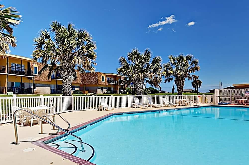 Soukromý byt, 3 ložnice - Bazén