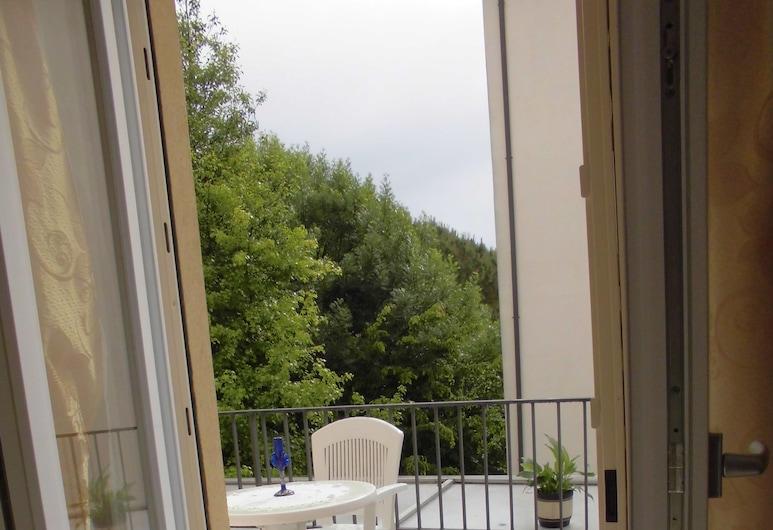 Girasole, Mestre, Studio, uitzicht op park, Balkon