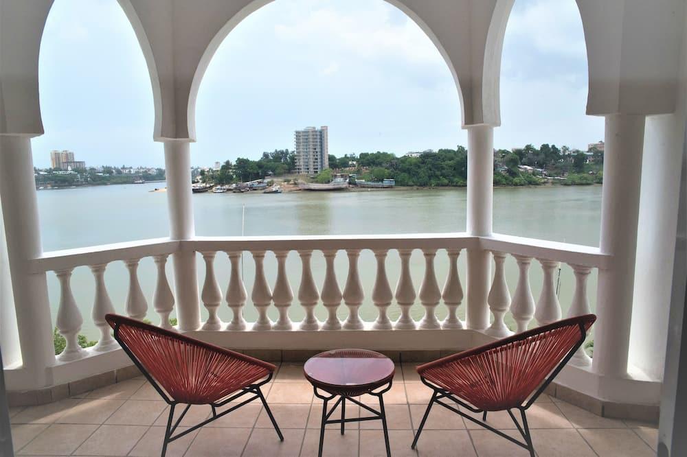 雙床房, 花園景 - 露台