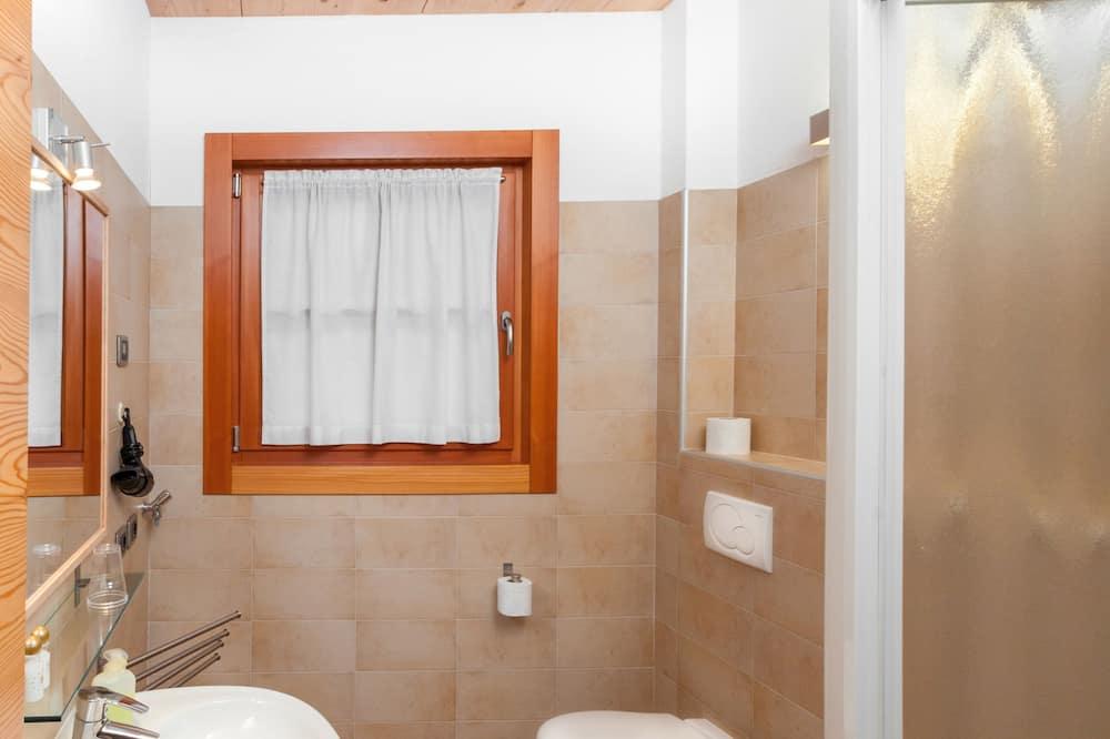 ダブルルーム ガーデンビュー - バスルーム