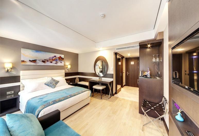 Mukarnas Taksim Hotel, Istanbul, Phòng đôi Deluxe, 1 phòng ngủ, Khu phòng khách