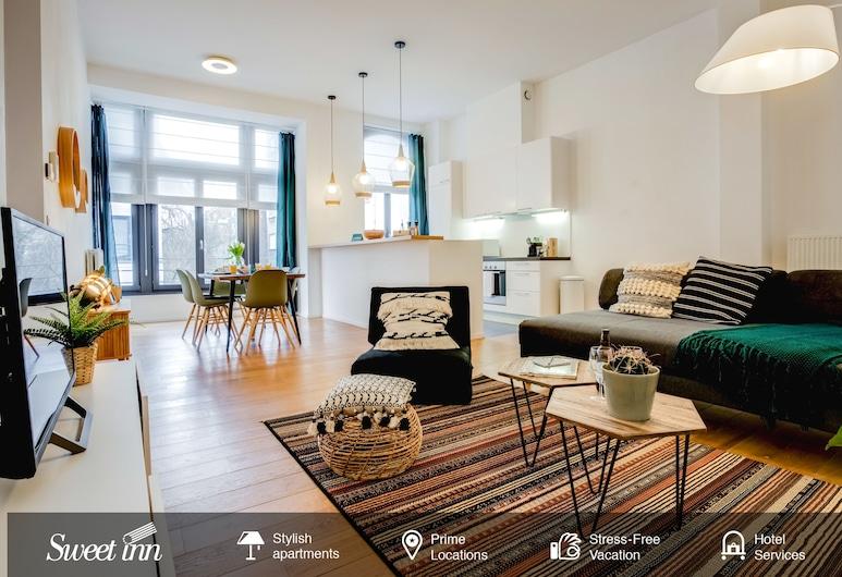Sweet Inn Apartments - Livourne II, Bruxelles