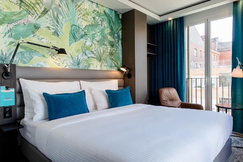 Camera, 1 letto queen - Immagine fornita dalla struttura