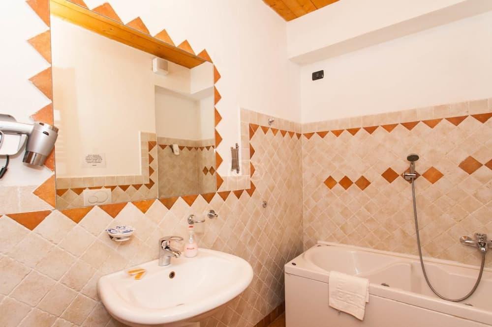 Люкс - Ванная комната