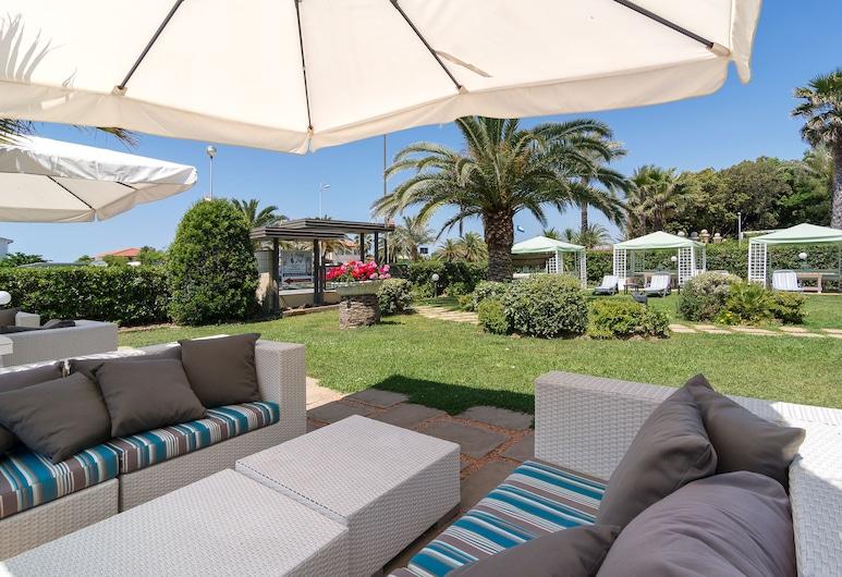 Hotel Siesta, Camaiore, Terasa