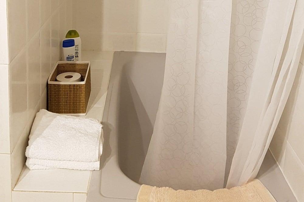 Căn hộ cơ bản, 1 phòng ngủ - Phòng tắm
