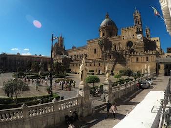 Selline näeb välja I vicini della cattedrale, Palermo