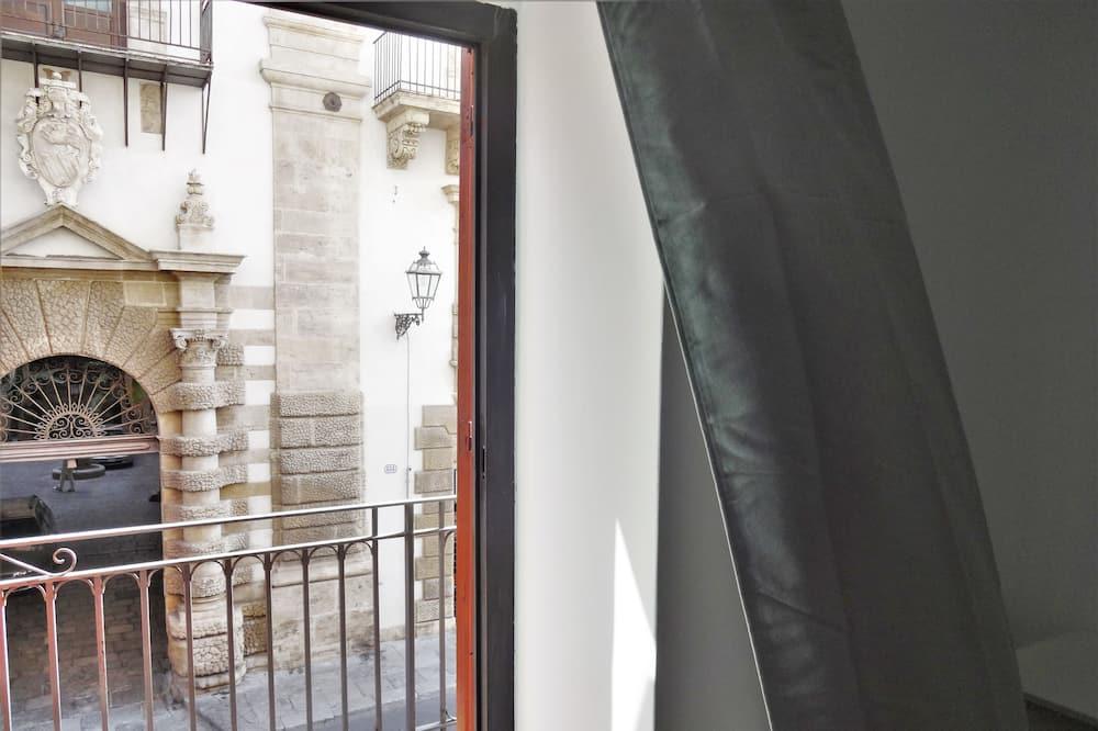 經典三人房, 1 間臥室, 城市景 - 露台