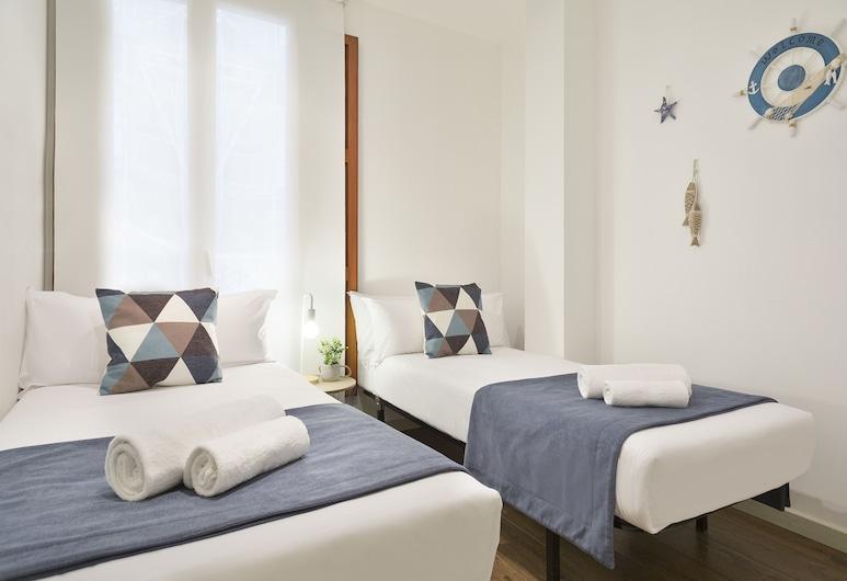우마 스위트 바르셀로네타 비치, 바르셀로나, 아파트, 침실 2개, 발코니, 객실